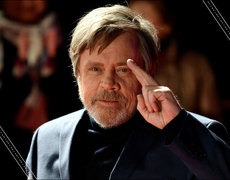 The Force Is Strong With Mark Hamill