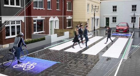 ¡El futuro es hoy! Con las nuevas señales de tránsito virtuales