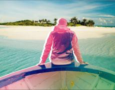 3 private dream islands