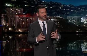 Jimmy Kimmel's Daughter Cried at Holiday Performance