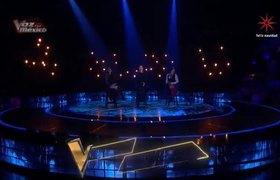 Final La Voz México 2017 - Irlanda y Leslie ft Carlos Rivera