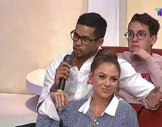 #Enamorandonos: Damaris explotó contra Serrato por estar con Magaly