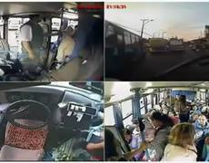 Driver gives her seat to woman with baby in arms