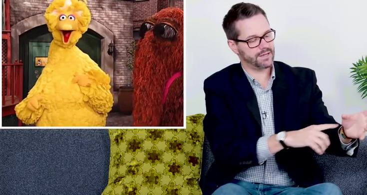 The internet is for porn sesame street, gong show movie topless