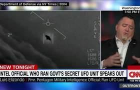 Ex-UFO program chief: