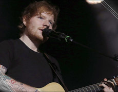 Dive Behind The Scenes of Ed Sheeran's Videos