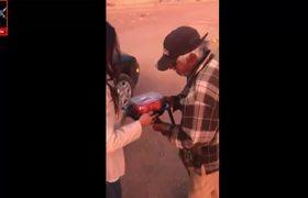 Diputada del PES entrega pollos rostizados con su foto en Zacatecas