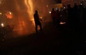 'Fireworks battle' explosion leaves scores hurt in #Cuba