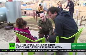 Yazidi women sold as sex slaves, children forced to be soldiers by ISIS
