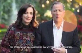 Burla por Spot Navideño de José Antonio Meade