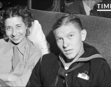 Inside America's interstate buses, circa WWII