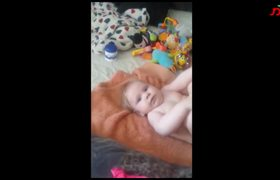 #Top5 funny father change diaper for baby in the first time
