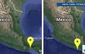 Se registran sismos de 4.1 y 4.4 grados en Oaxaca y Guerrero