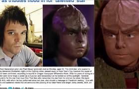 Star Trek actor Jon Paul Steuer dead at age 33