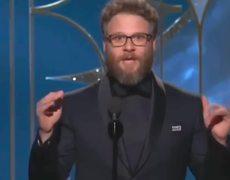 Seth Rogan on James Franco Golden Globes Awards 2018