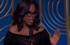 Golden Globes - Oprah Winfrey - Acceptance Speech