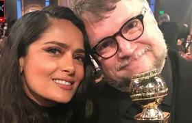 Guillermo del Toro wins Golden Globe as best director