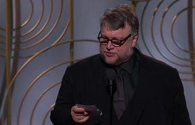 #2018GoldenGlobes: Guillermo del Toro Wins Best Director