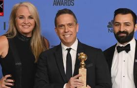 COCO wins best animated movie in Golden Globes 2018