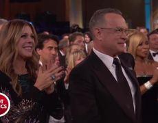 Oprah's Stirring Golden Globes Speech