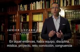 Javier Lozano renuncia al PAN por 'joven dictador' Ricardo Anaya