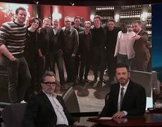 Gary Oldman's Dinner with Golden Globe Nominees