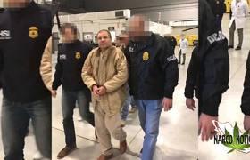 Hearing of El Chapo Guzman will be next February 15