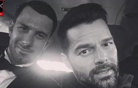 Ricky Martin se casa en secreto con Jwan Yosef