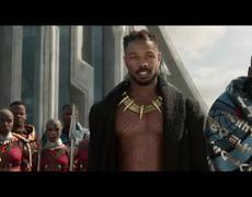BLACK PANTHER Official Featurette Trailer - Warriors of Wakanda (2018)