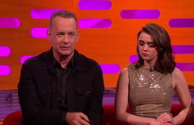 Tom Hanks' approach to playing real people - The Graham Norton Show