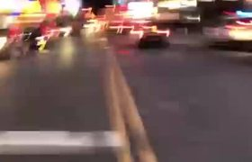 VIDEO - Mercedes AMG Attempts to Run Over Cop in Times Square
