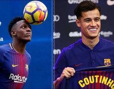 FC Barcelona's Expensive January Transfer Window
