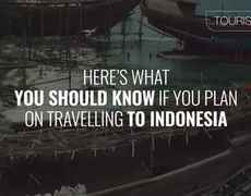 What You Should Know Before Travelling To Indonesia
