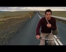 The Secret Life of Walter Mitty Official Movie CLIP Volcano 2013 HD Ben Stiller Movie