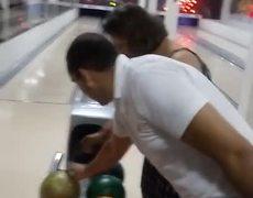 #VIRAL: Bowling Disaster