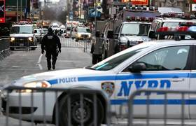 Shooting near the Empire State Building in Manhattan
