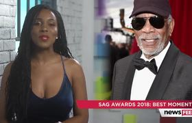 BEST Moments From 2018 SAG Awards