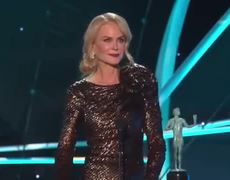SAG Awards 2018: Nicole Kidman: Acceptance Speech | 24th Annual SAG Awards