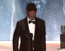 SAG Awards 2018: Morgan Freeman: Lifetime Achievement Award | 24th Annual SAG Awards