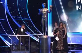 SAG Awards 2018: William H. Macy: Acceptance Speech | 24th Annual SAG Awards