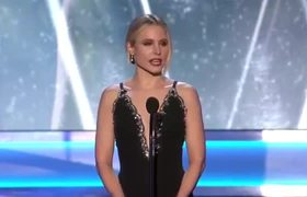 SAG Awards 2018: Kristen Bell: Monologue | 24th Annual SAG Awards