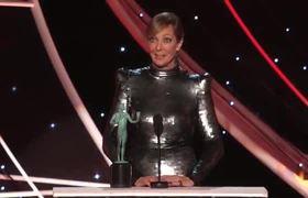 2018 SAG Awards : Allison Janney: Acceptance Speech   24th Annual SAG Awards
