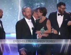 Veep: Acceptance Speech | 24th Annual SAG Awards