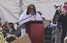 Whoopi Goldberg at Women's March: 'We do this together'
