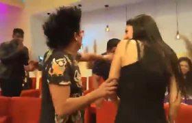 #Enamorandonos: Yamileth y Briza se pelean por Oskarin