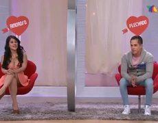 #Enamorandonos: Mishelle se va de cita solo por llevar la contraria a Dimitri