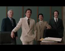 Anchorman 2 The Legend Continues Official Movie CLIP Staring at me 2013 HD