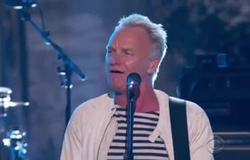 Sting - Englishman In New York & Shaggy - Don't Make Me Wait 60th Grammy Awards Performance