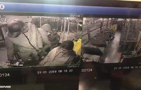 Despojan Pertenencias a Pasajeros de Camión Urbano en Jalisco