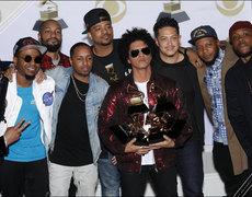 Bruno Mars es el nuevo rey